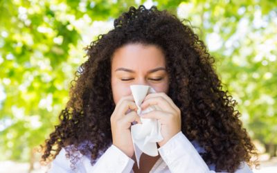 Types of allergies and their causes